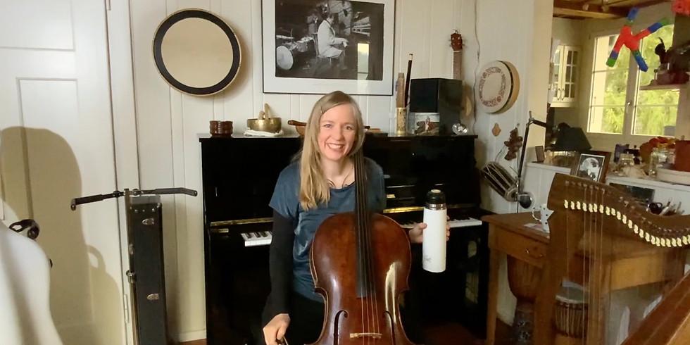 Free Celtic Cello Class