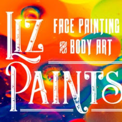 Liz Paints Body Art