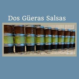 Dos Güeras Salsas