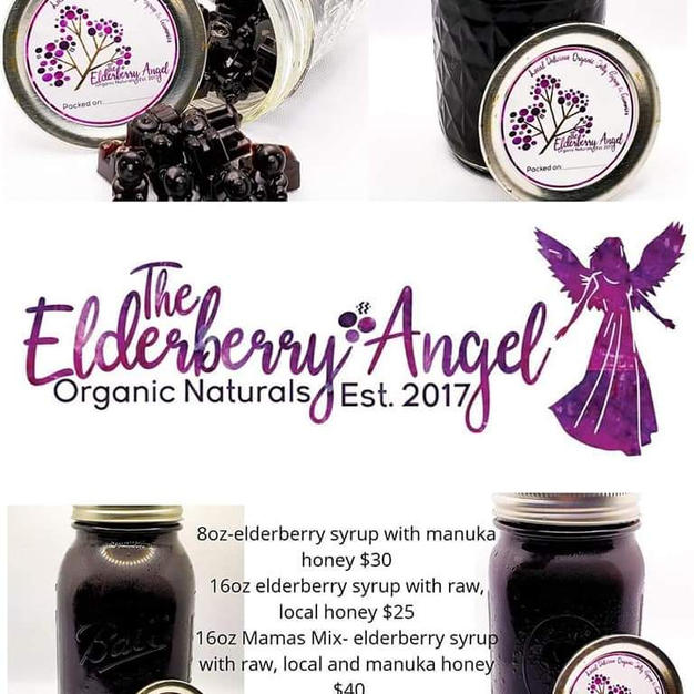 The Elderberry Angel Spring, Texas