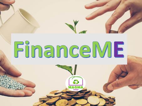 Lancement de l'offre FinanceMe
