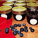 Mid-Valley Blueberry Jam