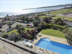 Luxury Sea View Apartment Devon