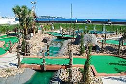 Pirates Bay Adventure Golf - Paignton crazy golf