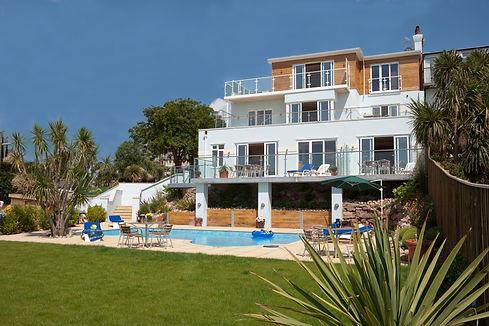Luxury apartments with pool, Goodrington lodge, Devon