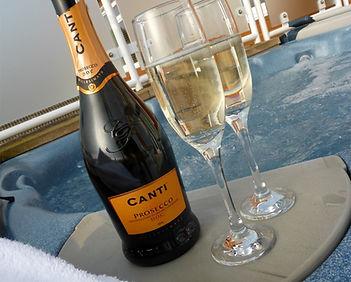 A luxury hot tub holiday in Devon