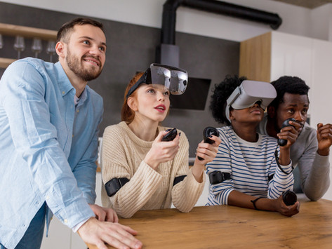 What do AR, VR and Blended Reality mean for e-learning?