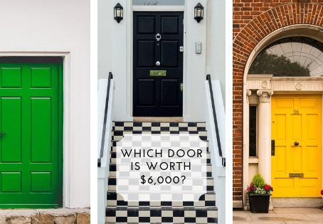 Does the Color of Your Front Door Matter When Selling Your Home?