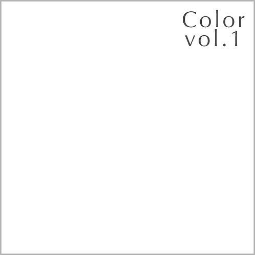 color vol.1