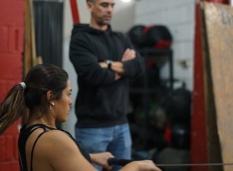 Técnica y Movilidad en atletas principiantes y avanzados de crossfit