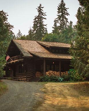 Venkov Dřevěný dům