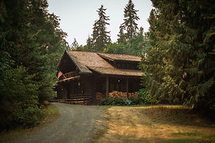Countryside Wooden House