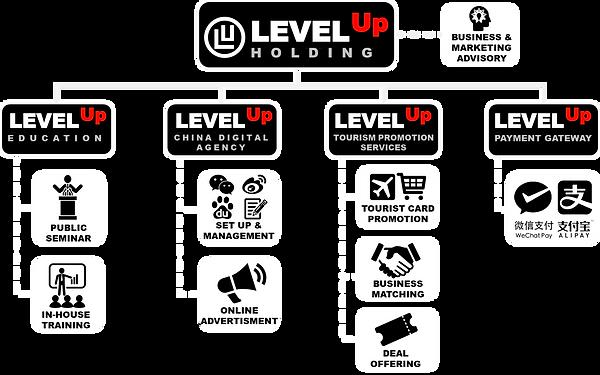 Levelupthaind | China Marketing บริการทำการตลาดจีน