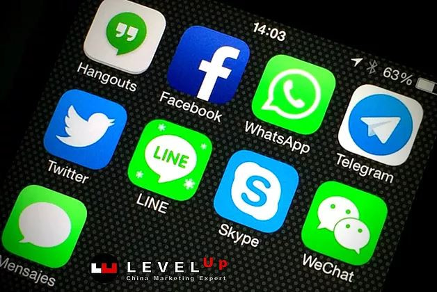 wechat วีแชท level up thailand