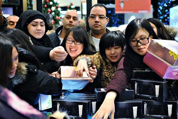 สินค้าไทยที่ได้รับความนิยมจากชาวจีนมากที่สุด