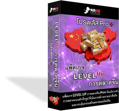 ทำการตลาดจีน นักท่องเที่ยวจีน ทัวร์จีน level up Thailand วีแชท