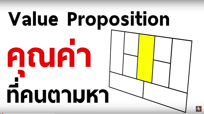 Value Proposition สิ่งที่ขาดไม่ได้สำหรับผู้ประกอบการ