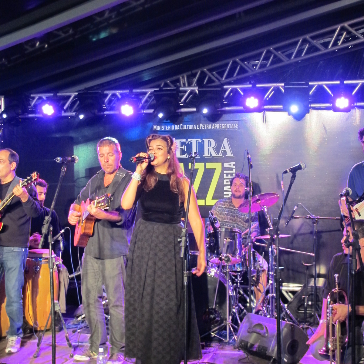 Norma Nascimento Jazz Festival Ilhab