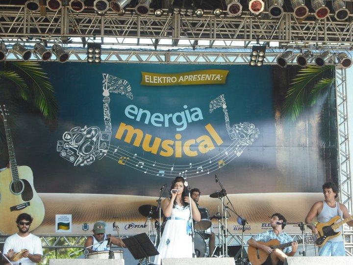 Energia Musical Ilhabela Norma Nasci