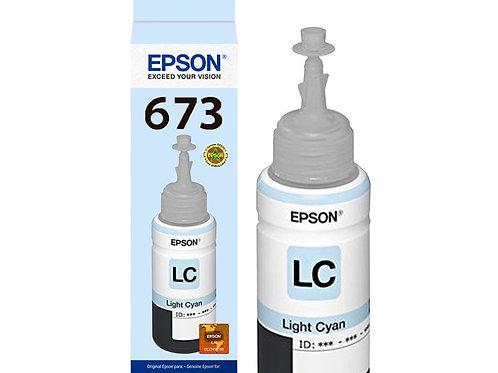 TINTA EPSON CYAN LIGHT (T673520)