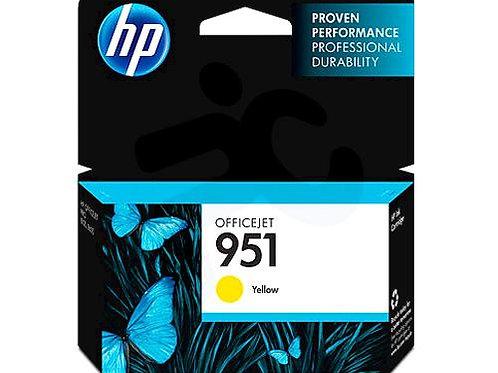 TINTA HP 951 AMARILLO P/OJ PRO 8100, PRO 8600 (CN052AL)