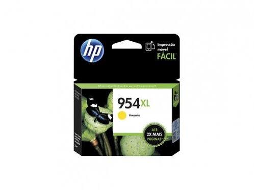 TINTA HP 954XL AMARILLO PARA OJ 77408210 / OJ PRO 8710, 8720 (L0S68AL)