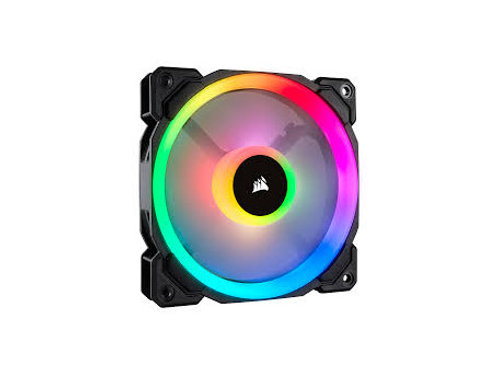 VENTILADOR CORSAIR LL120 DUAL LIGHT LOOP (CO-9050071-WW)