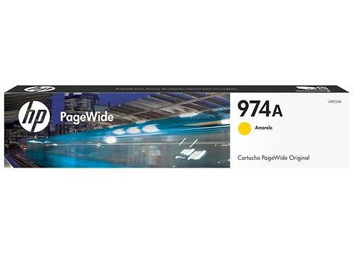 TINTA HP 974A PAGEWIDE AMARILLO (L0R93AL)