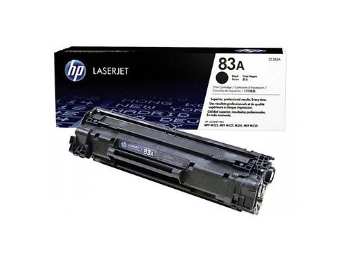 TONER HP LASERJET 83A BLACK M127F, M225 (CF283A)