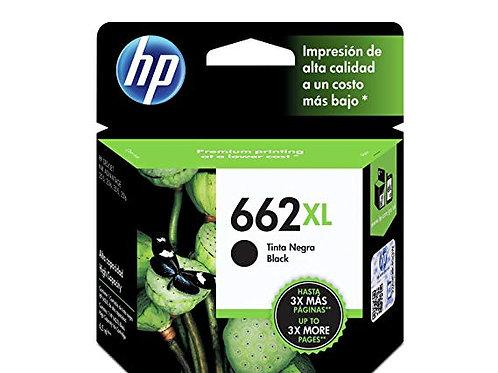 TINTA HP 662XL NEGRO P/1015,1515, 2515,3515,3545,4645 (CZ105AL)
