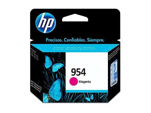 TINTA HP 954 MAGENTA PARA OJ 7740, 8210, OJ PRO 8710, 8720 (L0S53AL)