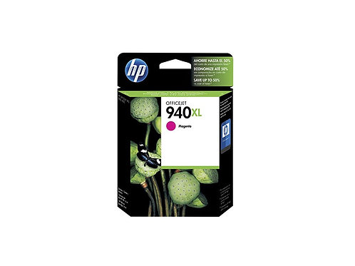 TINTA HP 940XL MAGENTA 1400PAG P/ OJ PRO8000, PRO8500 (C4908AL)
