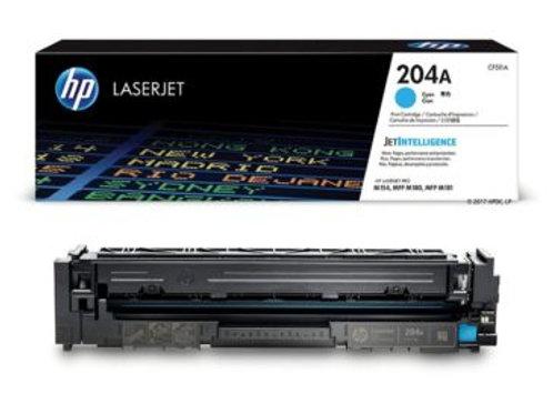 TONER HP 204A CIAN (CF511A)