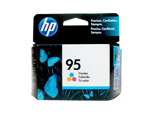 TINTA HP 95 COLOR 330 PAG P/DJ 5470-9800,OJ H470-7410,PS C4 (C8766WL)