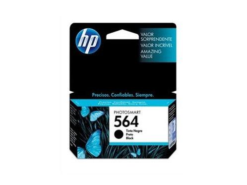 TINTA HP 564 NEGRO 250 PAG P/PS C5380,C6380,C7380,B209A (CB316WL)