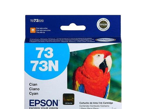 TINTA EPSON CYAN 73N (T073220)