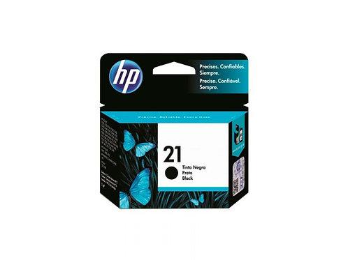 TINTA HP 21 NEGRO 5ML P/DJ D1330/D2360,F340/380 (C9351AL)