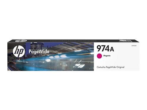 TINTA HP 974A PAGEWIDE MAGENTA (L0R90AL)