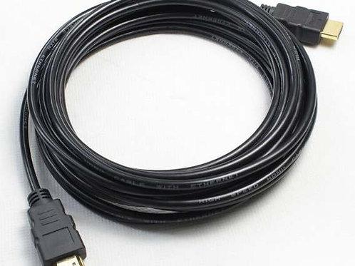 CABLE MANHATTAN HDMI INTRAMURO 3D 4K BA�O ORO 1.8MTS (353939)