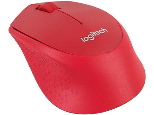 MOUSE LOGITECH WIRELESS M280 RED (910-004286)