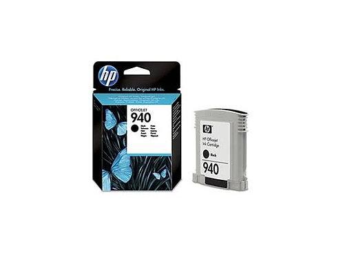 TINTA HP 940 NEGRO 1000PAG P/OJ PRO8000, PRO8500  (C4902AL)