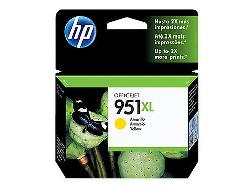 TINTA HP 951XL AMARILLO P/OJ PRO 8100, PRO 8600 (CN048AL)