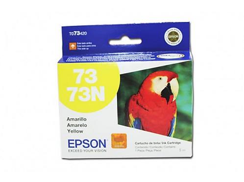 TINTA EPSON 73N AMARILLO (T073420)