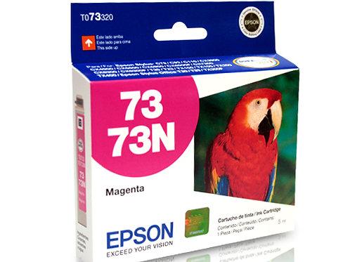 TINTA EPSON MAG 73N, 5ML, P/STL C79,C92,C110,CX3900 (T073320AL)