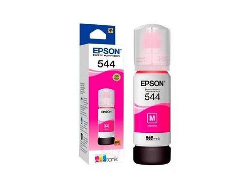 BOTELLA DE TINTA EPSON MAGENTA SERIE ECOFIT L3110 (T544320-AL)