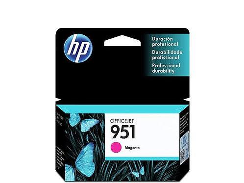 TINTA HP 951 MAGENTA P/OJ PRO 8100, PRO 8600 (CN051AL)