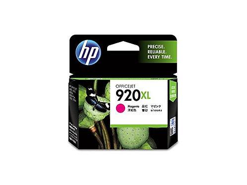 TINTA HP 920XL MAGENTA 700PAG P/OJ 6500,6500DN,6000P,7500A (CD973AL)