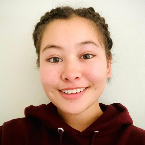 Olivia is very happy to be acting in The Owl and Raven for the Film Festival. She is also looking forward to seeing her screenplay, Every Move You Make, produced. She's thankful for this amazing experience to act and write.