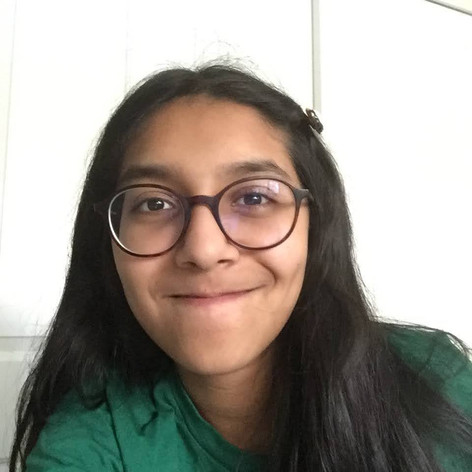 Arushi is really excited to be acting in Prohibition this year and to be a cinematographer & editor for Grandma Gamer! This is the first film and show that she's done so far at Saratoga High School! She loves theatre & film and wants to thank her family and friends for always being great!