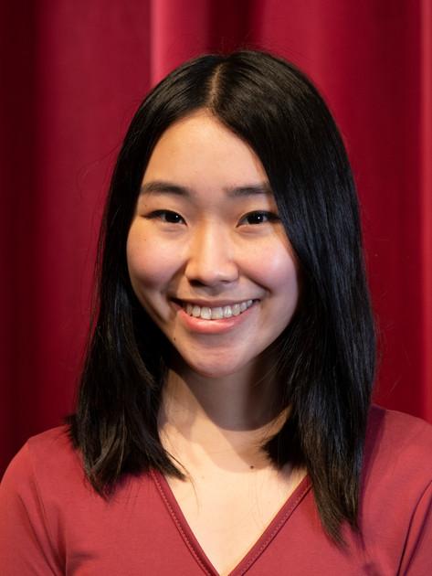 Sarah Wang - Wednesday Addams